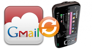 GMail Nokia with SyncML