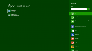 VMWare 9.0 - Ricercare l'applicazione Pannello di Controllo ed avviarla