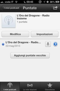 podcast iPhone 4s