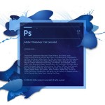 Adobe Photoshop CS6 Splash Screen